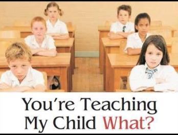 Homosexual - teaching kids