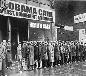 Obamacare - Great Depression