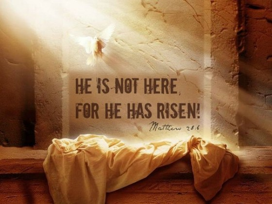 Happy Resurrection Day Christ Is Risen The Strident Conservative