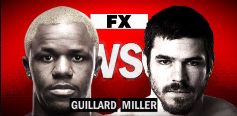 UFC on FX Guillard VS Miller LIVE