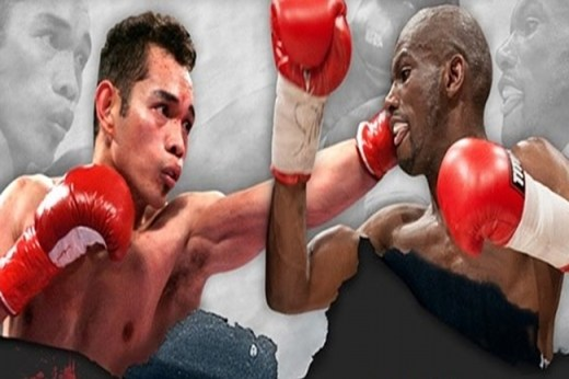 Donaire VS Mathebula Live