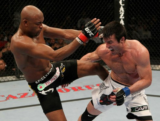 Silva VS Sonnen 2 Results