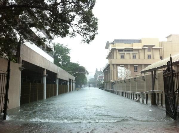 UST Flood P.Noval