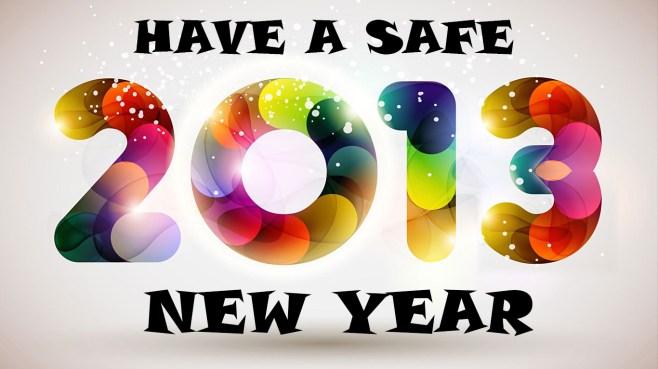 Happy New Year 2013 Tips