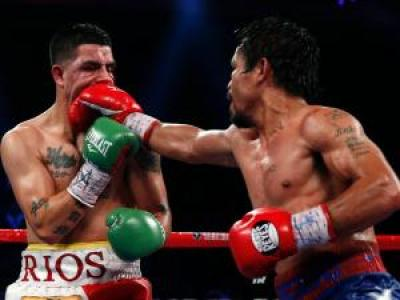 Pacquiao Wins Against Rios
