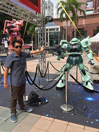 Jr Gundam