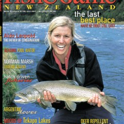 Game Fishing Chair For Sale Nz Portable Beach Chairs Zane Mirfin Fish Magazine Fly Articles Fg Cover Spine Issue 47