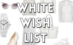 White Wish List
