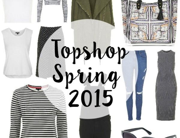 topshop spring 2015