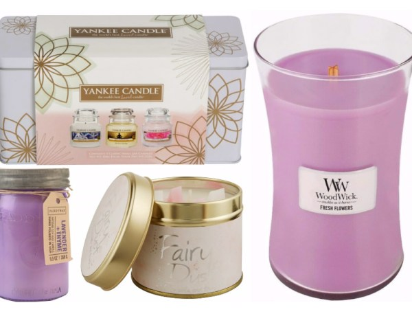 mothers day gift guide candles