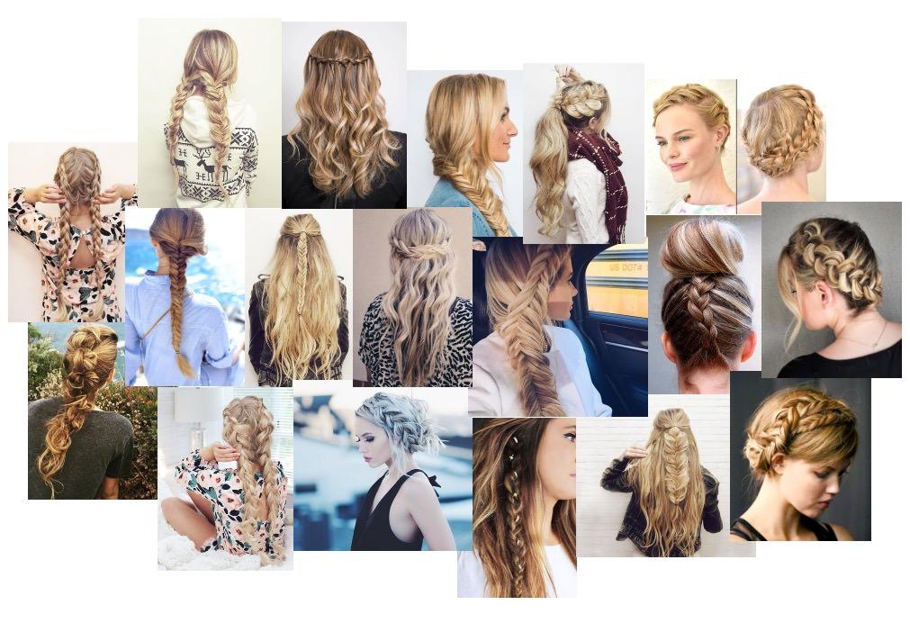 long hair braid inspiration