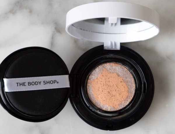 The Body Shop NEW Fresh Nude Cushion Foundation