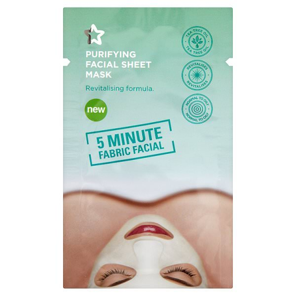 Lazy Girl Guide - The Sheet Mask