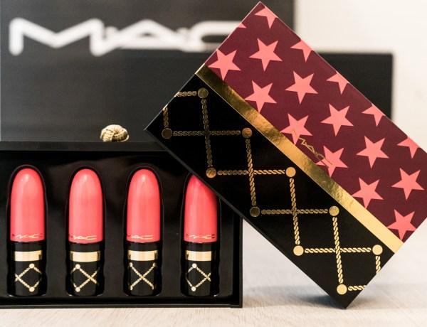 MAC Holiday Nutcracker Sweet Lipstick Kits