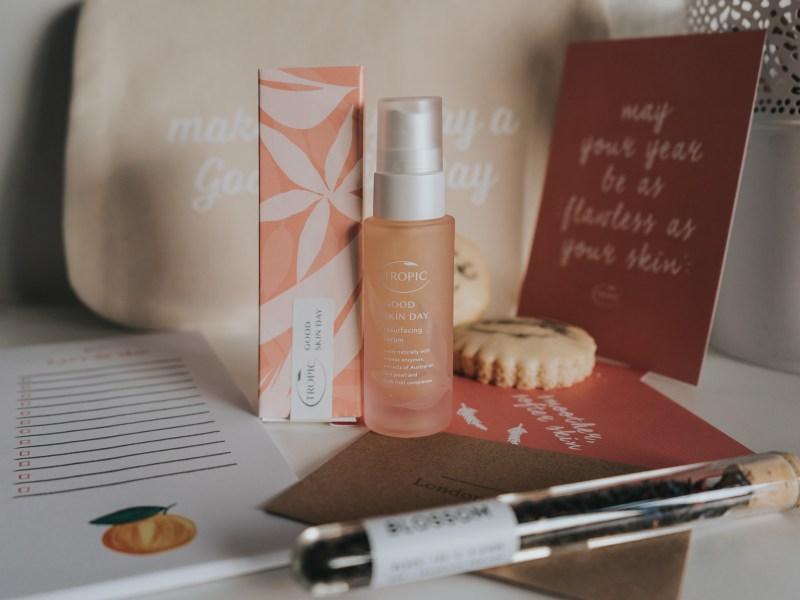 Tropic Skincare Good Skin Day Resurfacing Serum