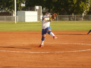 Pitching @ Western Canadians in 2009
