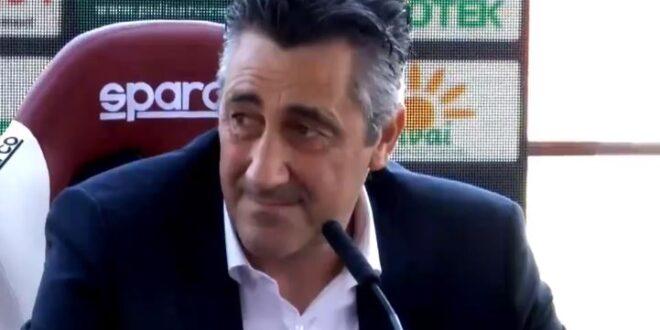 """Reggina, Aglietti: """"Sta nascendo un ottimo gruppo, arriveranno rinforzi"""""""