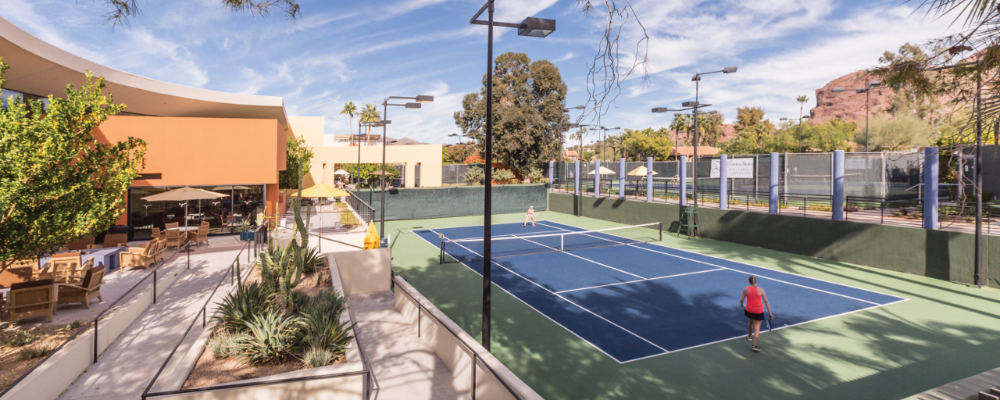 tennis to improve health club marketing efforts