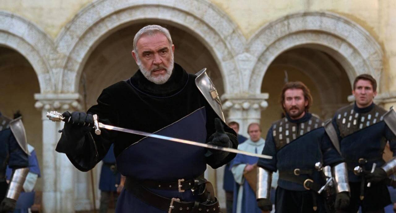 Sean Connery First Knight