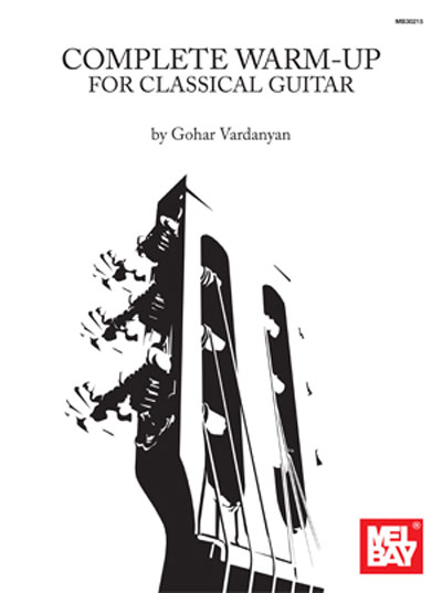 Complete Warm-Up for Classical Guitar (Book)