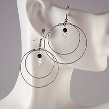 Daryl Hall Earrings