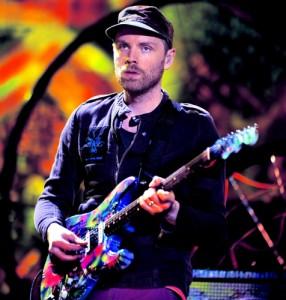 Jonny BucklandColdplay Guitar String Pendant
