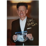 Lyle Lovett Hand Signed Autographed Photo