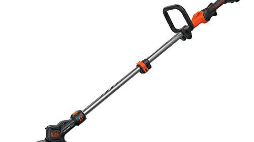 BLACK+DECKER LST540 Brushless String Trimmer, 40-volt