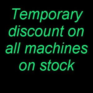 Temporary discount