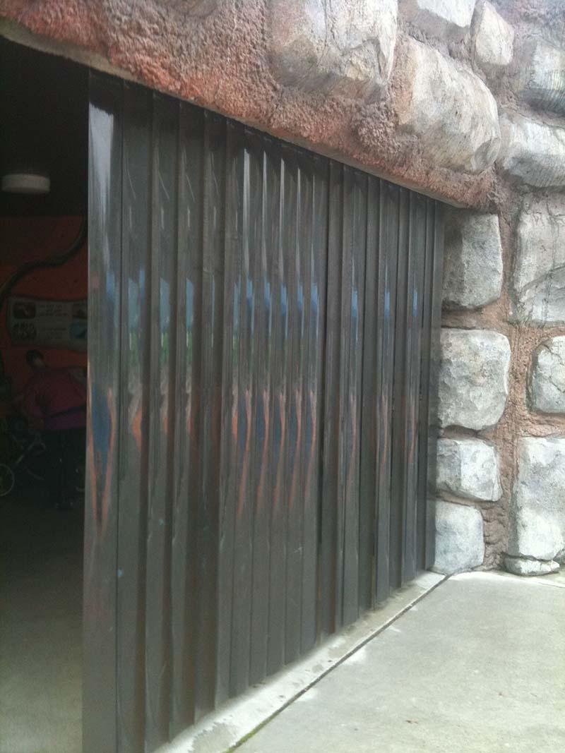 Farm and Barn Strip Doors  StripCurtainscom