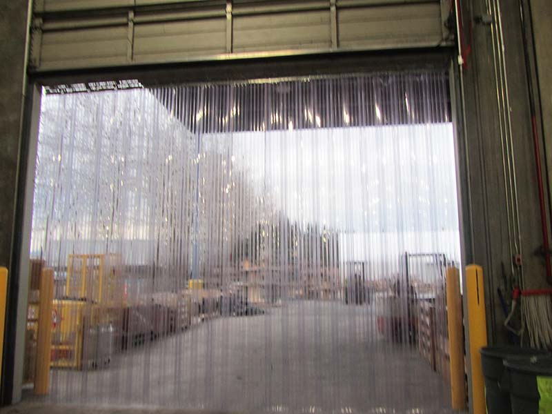 Plastic Strip Door and Curtains  StripCurtainscom