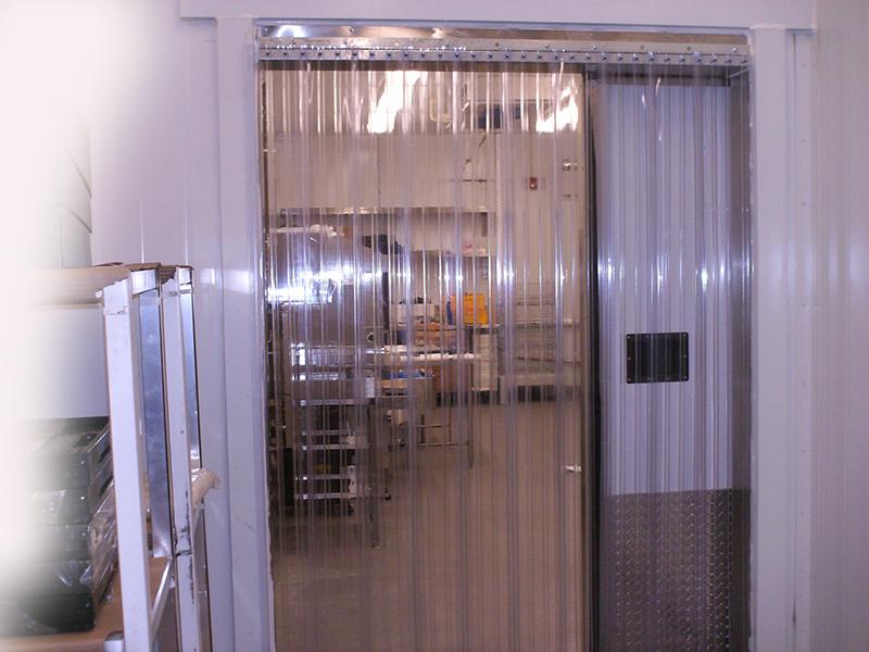 Cooler and Freezer Strip Doors  StripCurtainscom