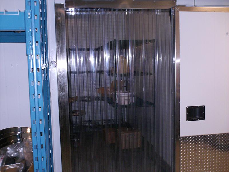 Strip Doors Curtains  Freezer Strip Doors Vinyl Curtains