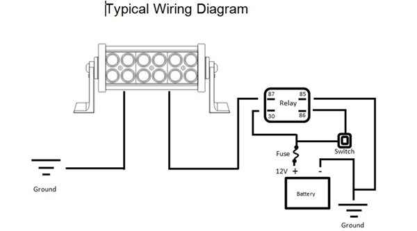 Led Fixture Wiring Diagram Led Christmas Lights Wiring Diagram Led