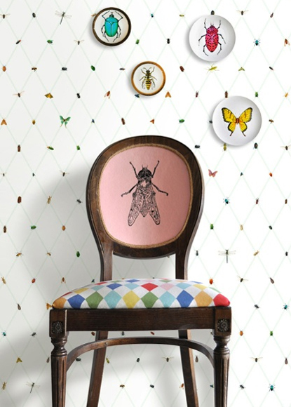Woonaccessoires Insect
