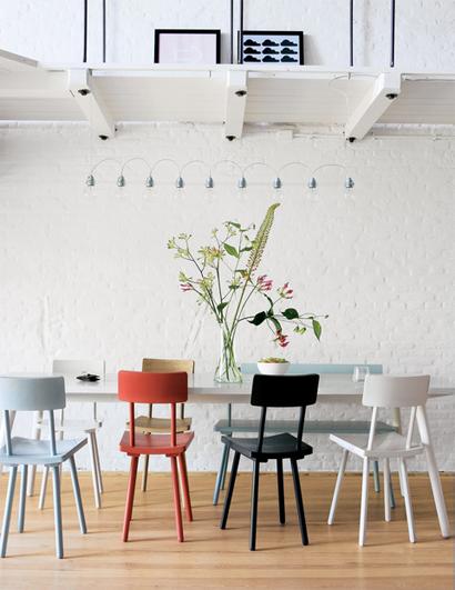 Drie ideen voor rondom de eettafel  Stripesandwallsnl