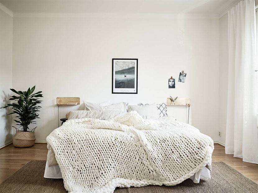 Licht gezellig appartement in Zweden  Stripesandwallsnl