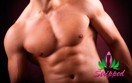 Mens Waxing - Chest, Abs, Shoulders and Arms