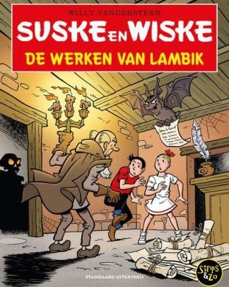 Suske en Wiske in het kort 25 De werken van Lambik