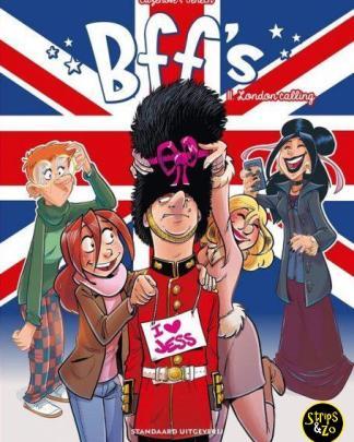 BFFs 11 London calling