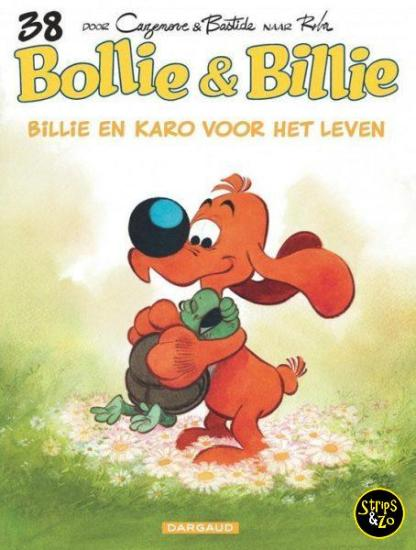 Bollie en Billie 38 Billie en Karo voor het leven