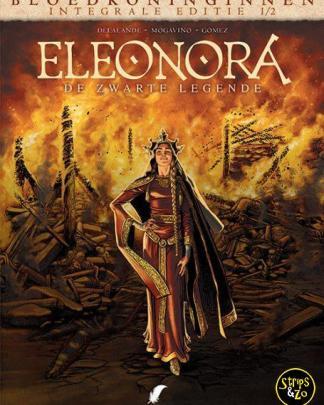 Bloedkoninginnen Eleonora De Zwarte Legende integraal 1 Deel 1 2 3