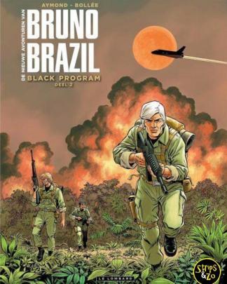 Bruno Brazil Nieuwe Avonturen 2 Black program 2