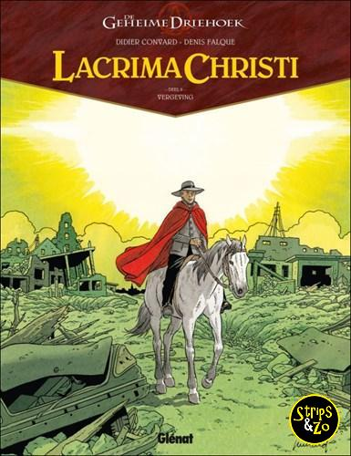 Geheime driehoek – Lacrima Christi 6 – Vergeving