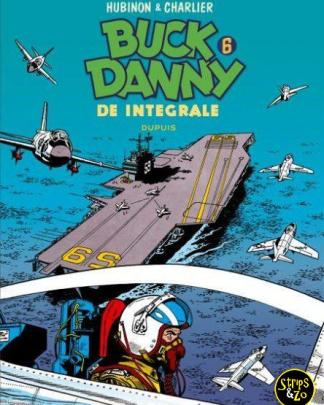 Buck Danny De Integrale 6