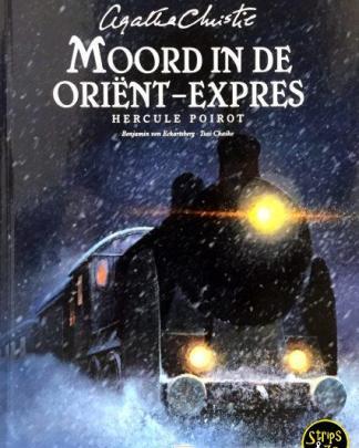 Agatha Christie - Hercule Poirot - Moord in de Oriënt-Expres