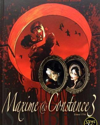 Oorlog van de Sambers 9 - Maxime & Constance 3 - Zomer 1794 - De blik van de weduwe