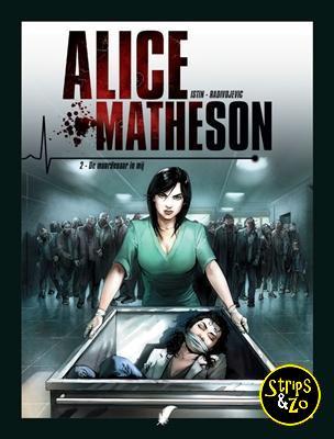 Alice Matheson 2 - De moordenaar in mij