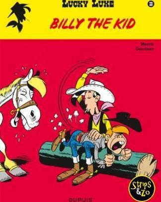 Lucky Luke 20 Billy the Kid