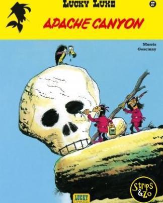 Lucky Luke 37 Apache Canyon